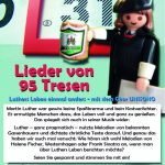 "Einladung – ""Aktion 31""  –  Alles in Luther – Lieder von 95 Tresen"